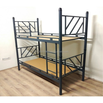 New Design Metal Bunk Bed Factory Price Best Quality Buy Metal