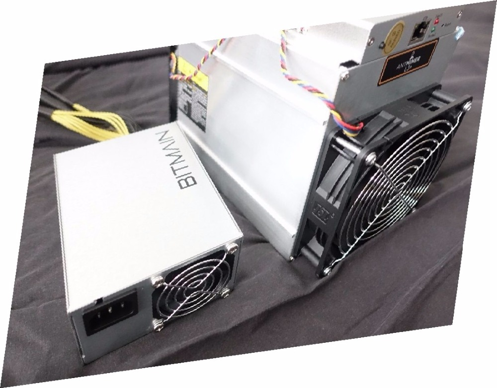 Fast Shipping Bitmain Antminer L3+ Scrypt Litecoin LTC 504 Mhs Miner 800W