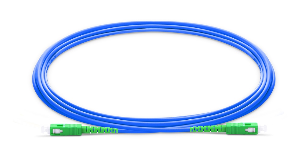 Armour Simplex Duplex Fiber Optic Patch Cord 4