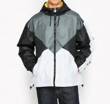 Hoody Zip Up Track Top <span class=keywords><strong>Windbreaker</strong></span> 2 & 3 Tone JacketHoody Zip Up Track Top Windbre/คุณภาพที่ดีที่สุดของเด็ก <span class=keywords><strong>windbreaker</strong></span> jacket