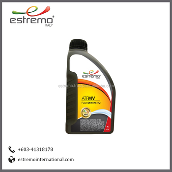 Estremo Fully Synthetic Atf-mv Automatic Transmission Fluid Changer - Buy  Automatic Transmission Fluid,Transmission Fluid,Automatic Transmission  Fluid