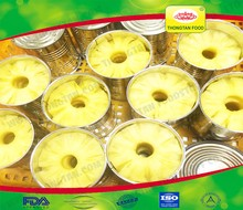 Vietnam Pineapple canned from Thongtan Food - Delicious