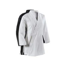 8 Oz. Vrouwen Middleweight Extended Lengte Traditionele Jas Karate Uniform, MMA Uniform-MAU-0058