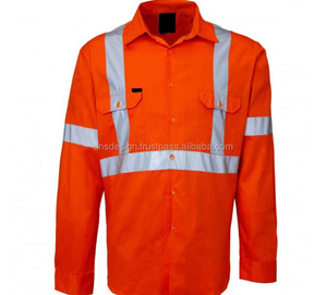 Custom Made Work Wear Shirt Special Uniform