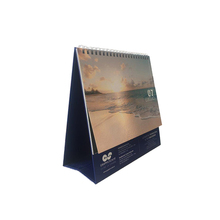 Year 2020 Custom desk calendars