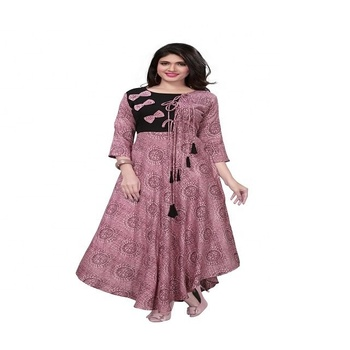 Letest Ladies Kurtis /fancy Kurti /fancy top 2