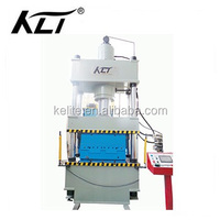 200 ton 4 column servo drawing hydraulic oil press machine price
