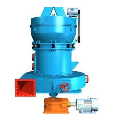 Limestone, alunite, diabase, dolomite, calcite, barite, copper ore, coal vertical shaft roller mill,5r4119 raymond mill