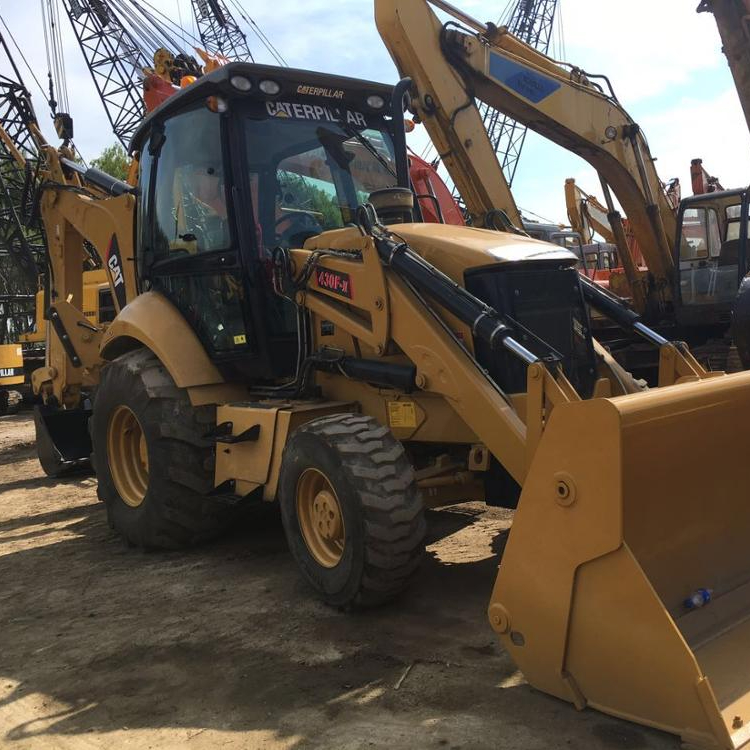 Cheap Price CAT 430F Backhoe Loader/ CAT 430E 420E 420F 450E Available