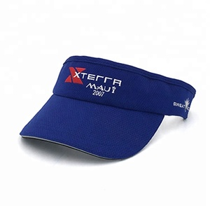 9203130cb40e0 Lightweight Breathable Soft Outdoor Athletic Running Cap Quick Dry Mesh Sun  Hat Sports Visor