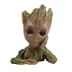 custom poly resin figure groot figurine