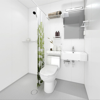 Suzhou Cozy 100% Impermeable Baño Prefabricados Unidad Baño Baño ...