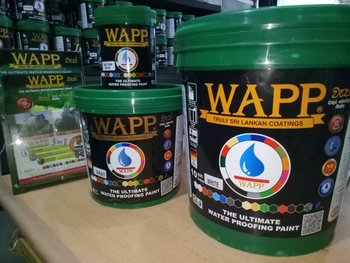 Wapp Waterproofing Paints - Buy Heavy Duty Water Proof Coating,Fungus  Resistant,Non Tacky Product on Alibaba com
