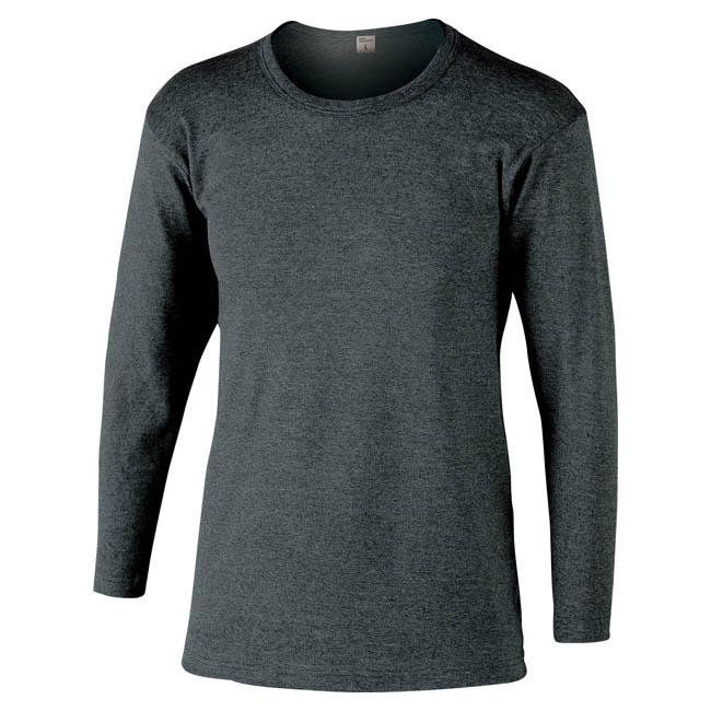 JW-169 BT Thermo Inner Shirt Long sleeve Grey Size: M