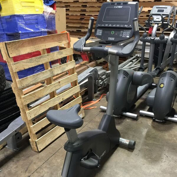 Star Trac Pro Walkthrough Recumbent Bike 100% Exclusive Edition