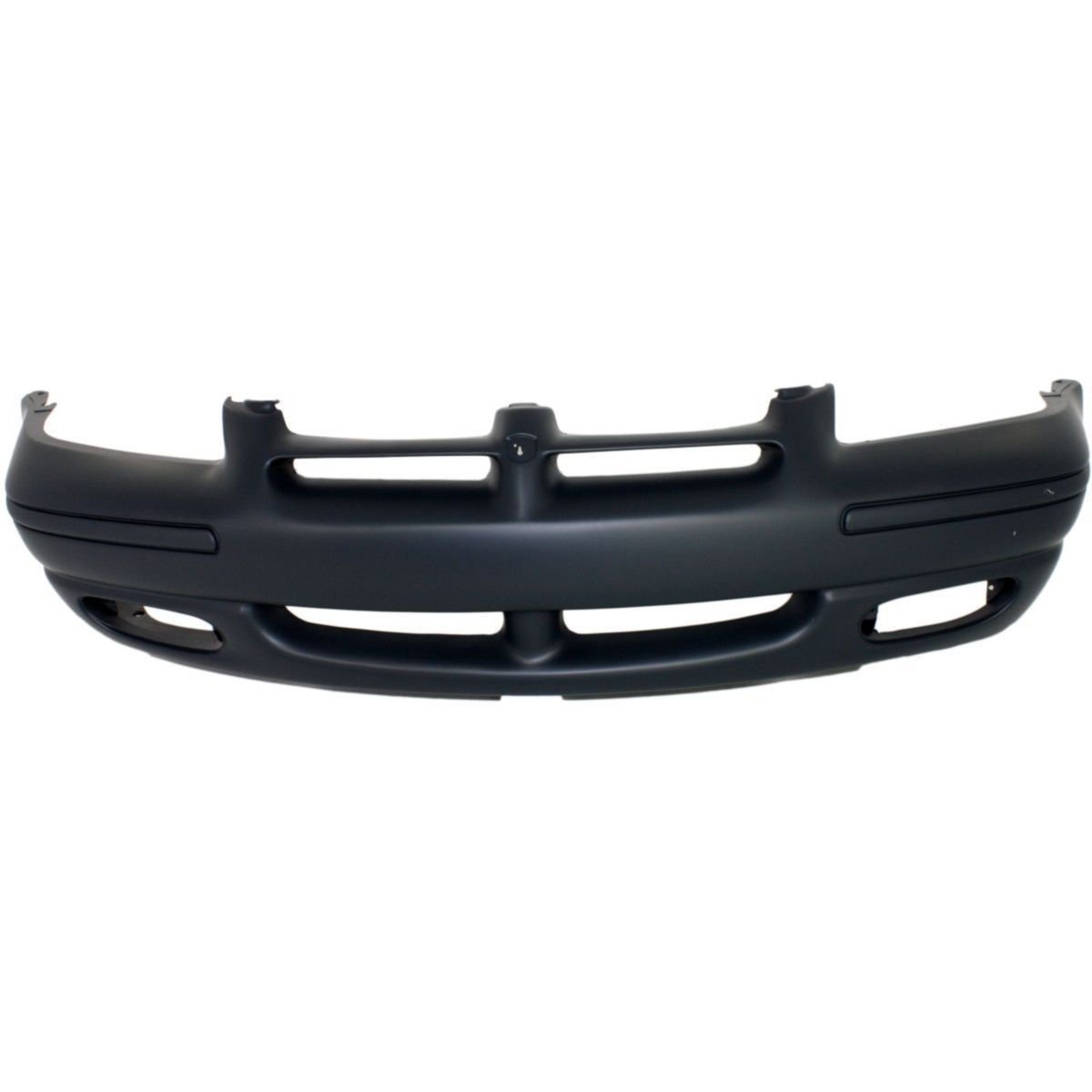 NEW BUMPER COVER FRONT FITS 2001-2003 DODGE STRATUS 4805251AB