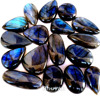top quality mined assorted rare natural labradorite hot stone