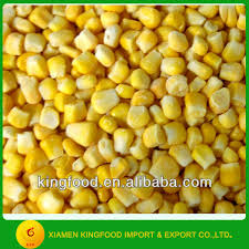 IQF Frozen Whole Sweet Corn