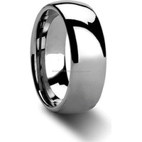 silver plated metal wedding napkin ring for sale