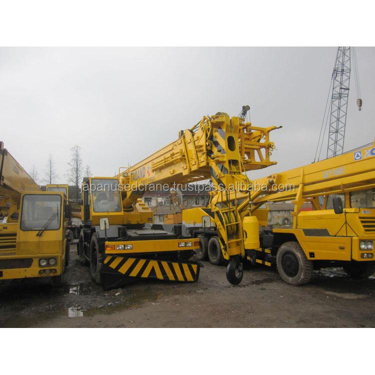 tadano rough terrain crane 25 ton wholesale terrain crane suppliers rh alibaba com Xcmg Cranes Kato Crane 70 Ton 2012 Model