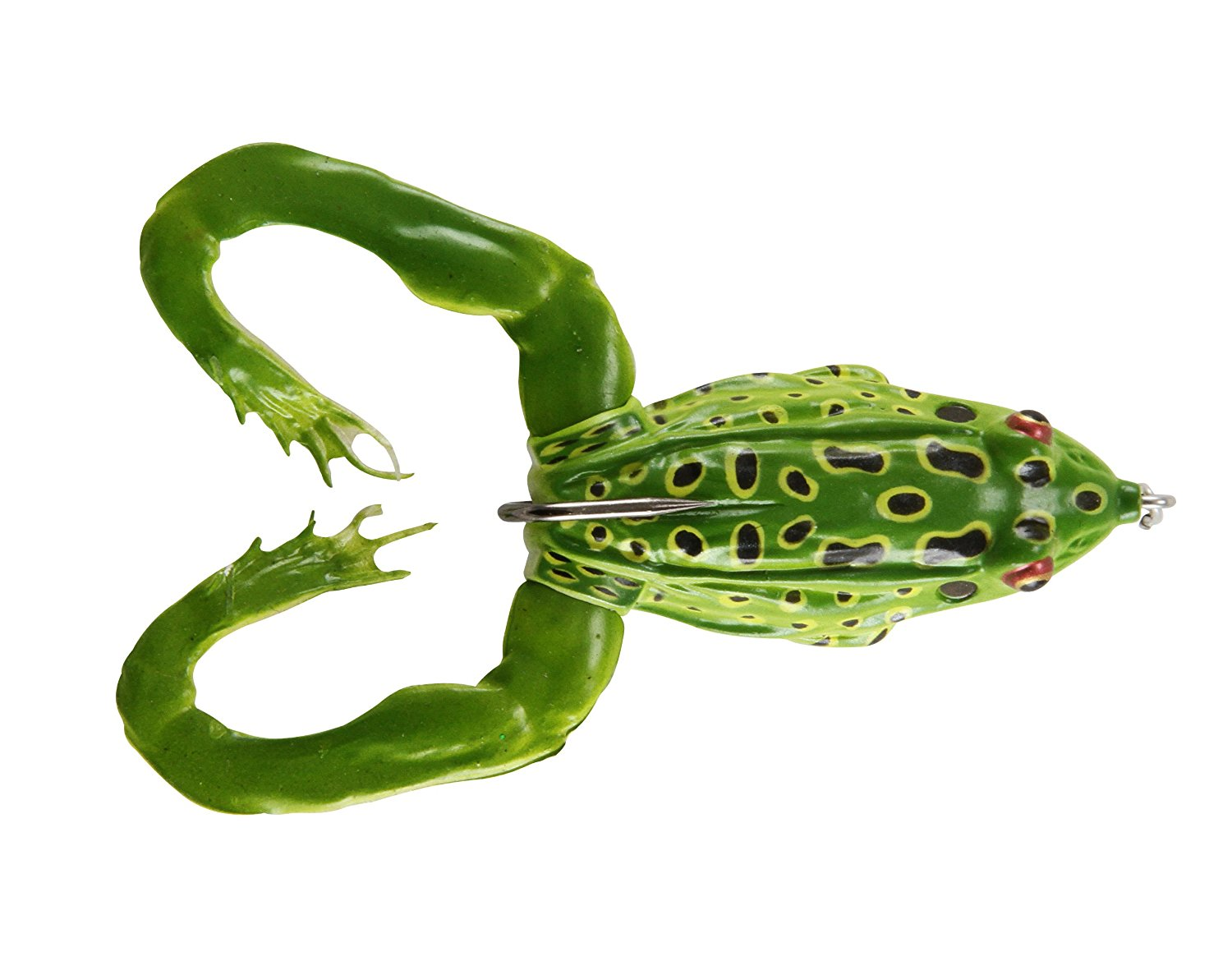 Savage Gear Hollow Frog Action Legs Floating Fishing Lure