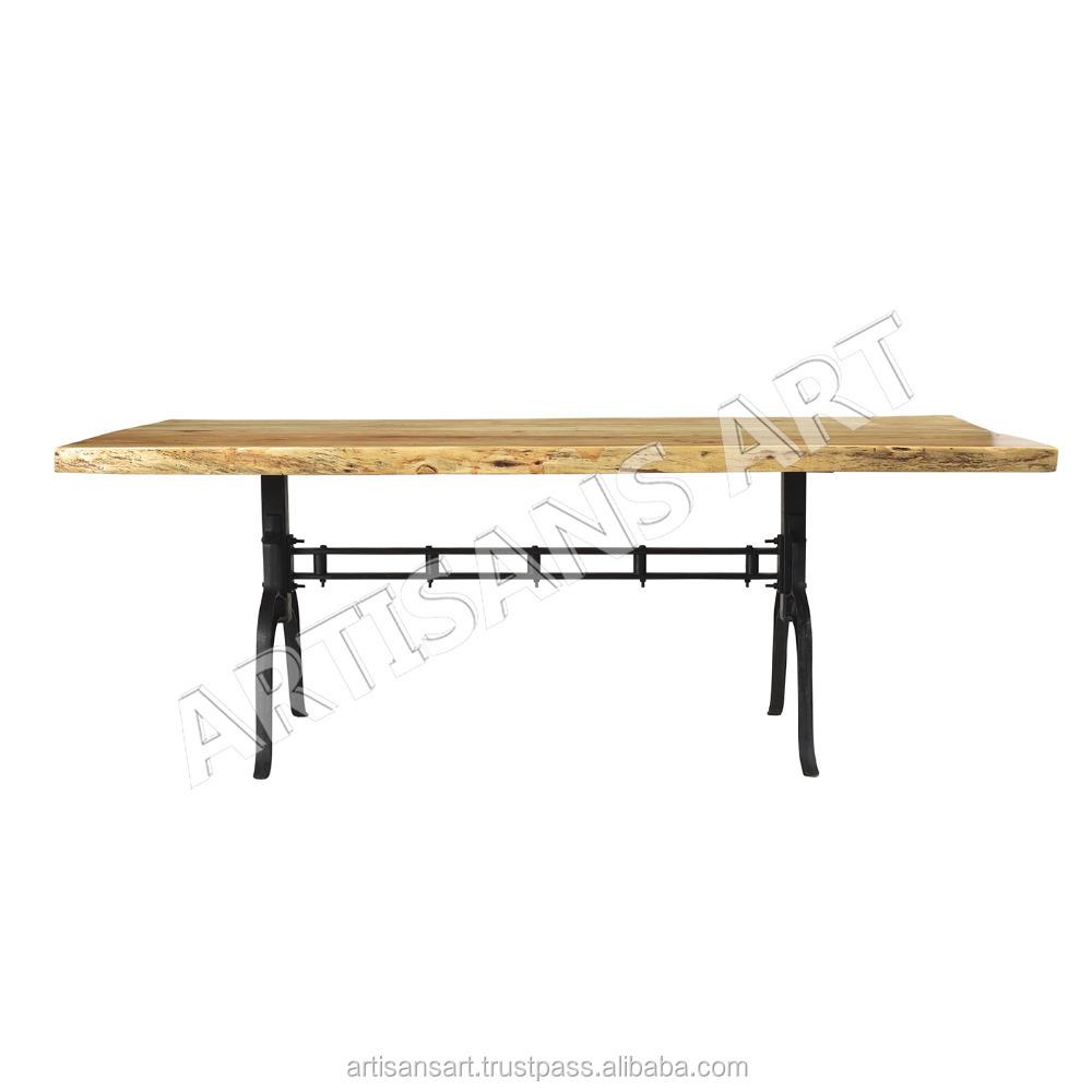 Rustic live edge dining table live edge acacia wood slab live edge furniture manufacturer