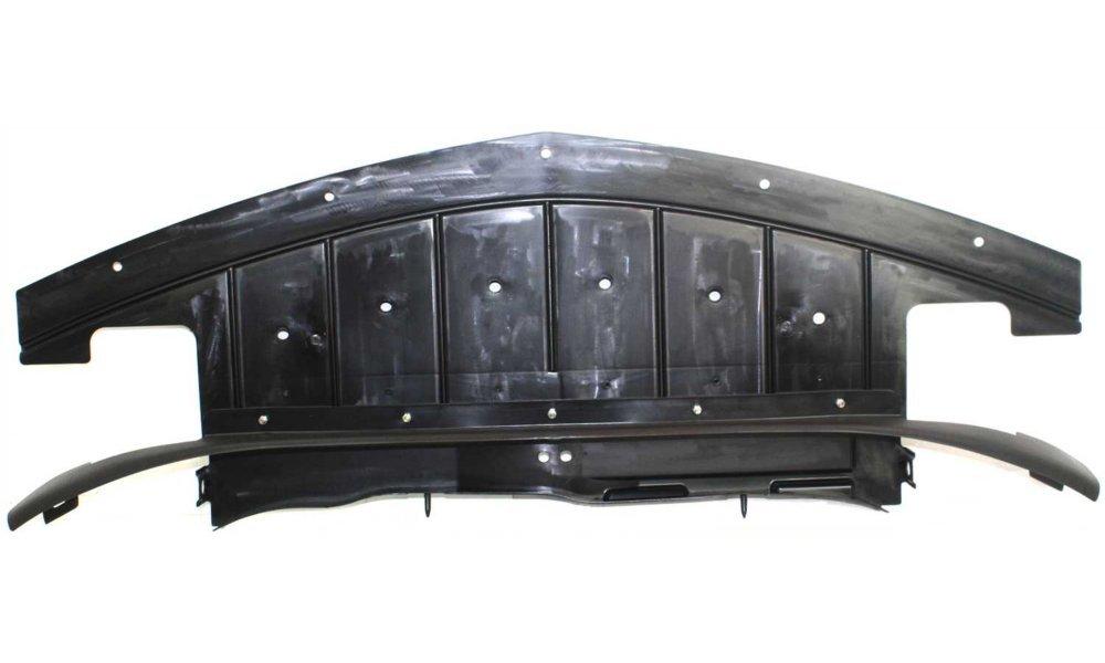 Evan-Fischer EVA20172033402 New Direct Fit Engine Splash Shield Plastic Engine Under Cover Front for Pontiac G6