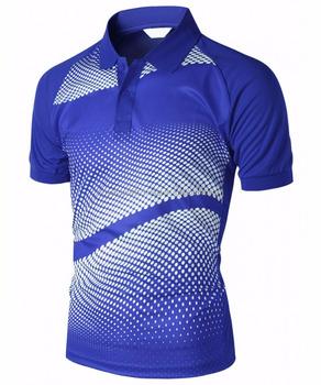 Customized Sublimation Polo Shirt Polo T Shirt Men 541f7f5f8e