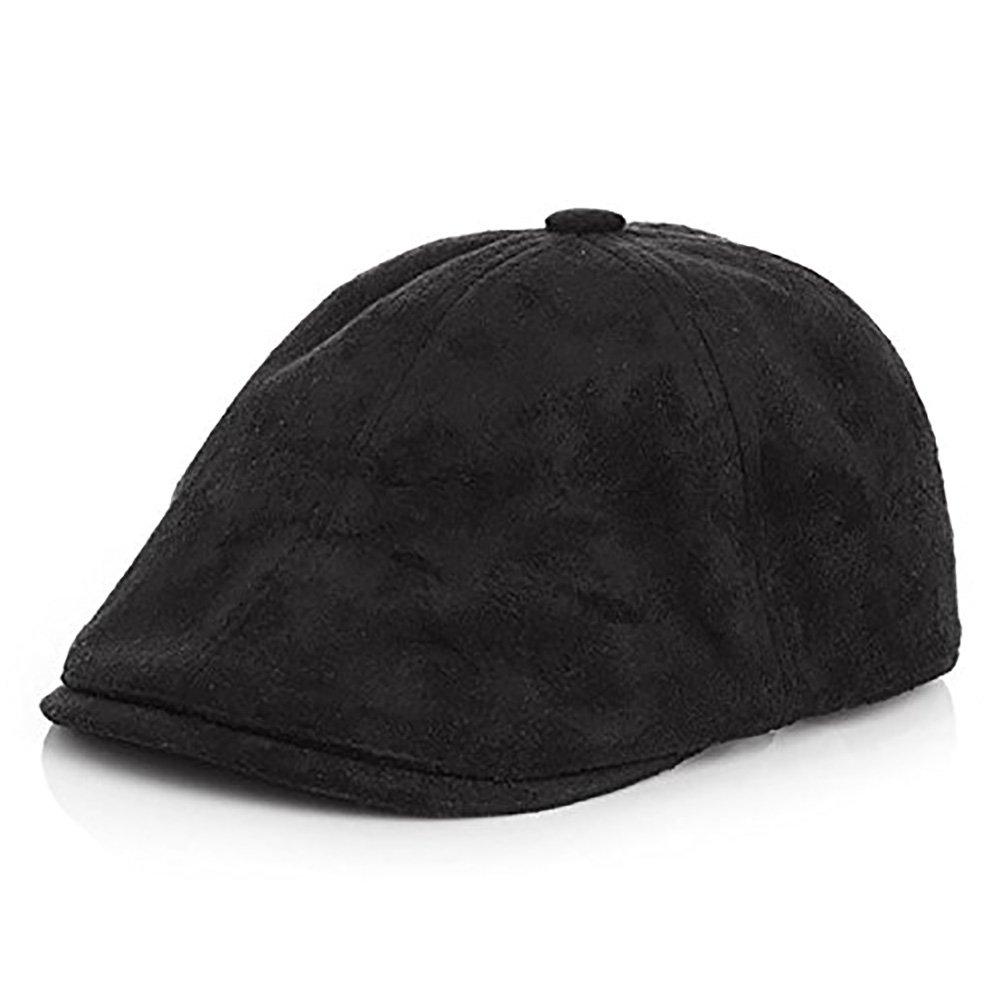 4854320026a0e Get Quotations · Opromo Irish Hat Kids Child Beret Baby newsboy Caps Cabbie  Flat Cap River Cap