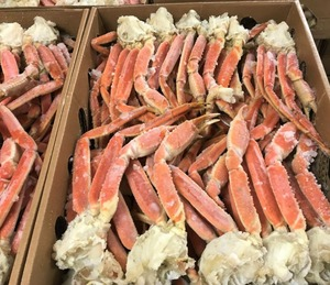 Best quality BQF Frozen Snow Crab Legs/Whole