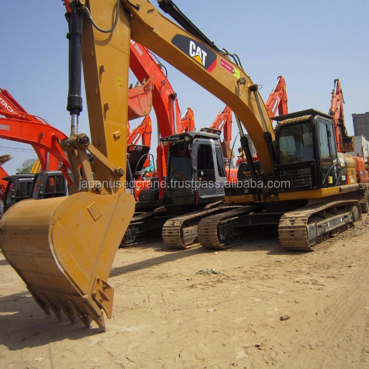 Used Cat 320D Excavator, Hot Sale Excavator/Digger Used Cat/Caterpillar/Cater Machine Excavator
