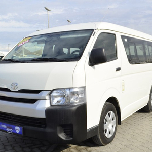 HIACE 2 7 L PETROL HIGH ROOF RIGHT HAND DRIVE