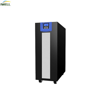 380V 220V 3 phase in 1 phase out online low frequency UPS 30KVA 24KW