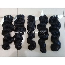 Hot Selling Natural Wavy Hair Double 50% And 80% Very Full Unprocessed 100% Virgin Hair Extensions