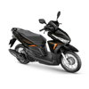 2017 Hondx Click 125i Spoke Wheel Black Colour