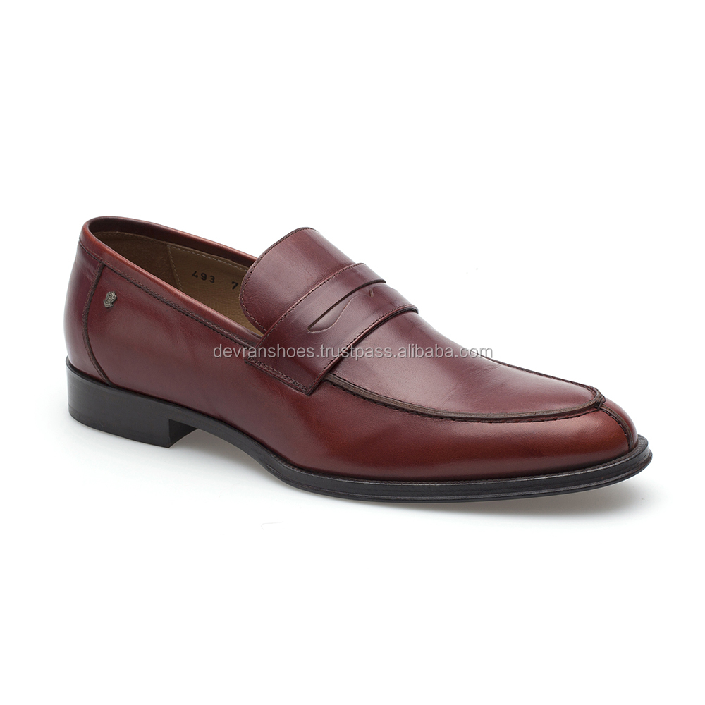 Hot Men Genuine Shoes Sale Office Leather HrfwgqH