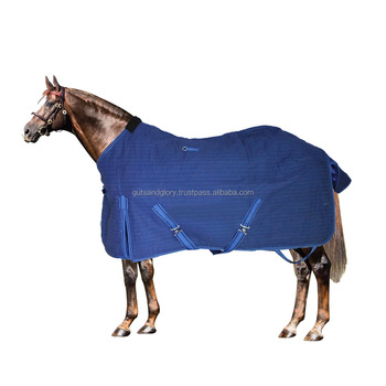 Canvas Horse Rug Royal blue