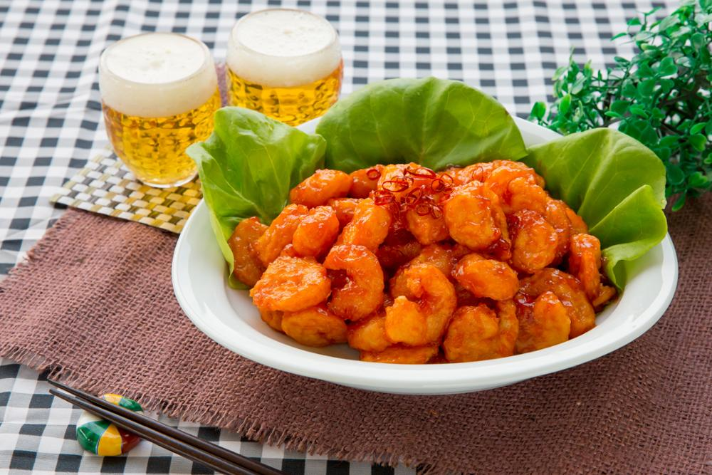 Wholesale Shrimps And A Chili Sauce Frozen Shrimp For Sale