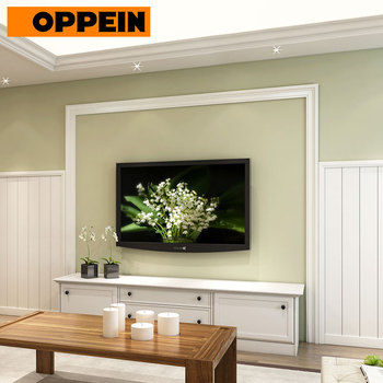 French Design Multi Color Vinyl Living Room Tv Wall Panel Product On Alibaba