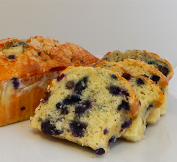 Bake'n Joy Pan Free Blueberry Loaf Cake 18 oz.