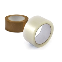 Super Clear BOPP Packaging Tape BOPP Adhesive Tapes Roll OPP Tape For Packing