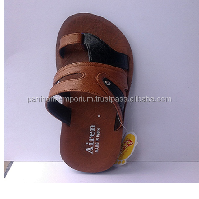 Men Leather Formal Casual Footwear Slipper 7