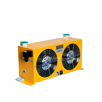 AH0608TL-CA AH series Double Fans Hydraulic Oil/Wind Cooler For CNC Machine