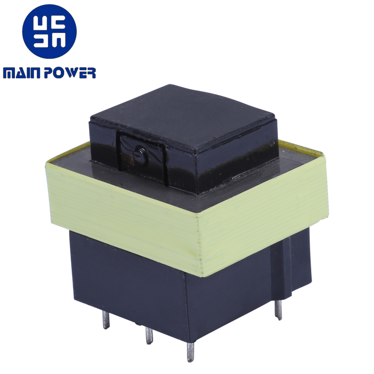 EI type Silicone Laminated Steel core output transformer