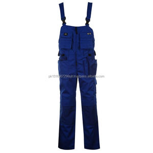 wholesale manufacture fire retardant work clothes bib coverall workwear