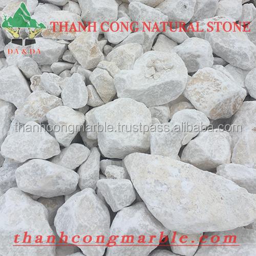 Vietnam White Limestone Lump