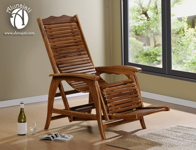 Modern Contemporary Wooden Lazy Chair Home Living Furniture   Buy Wooden  Rocking Chair,New Stylish Teak Wood Chair,Comfortable Wooden Rocking Chair  Product ...