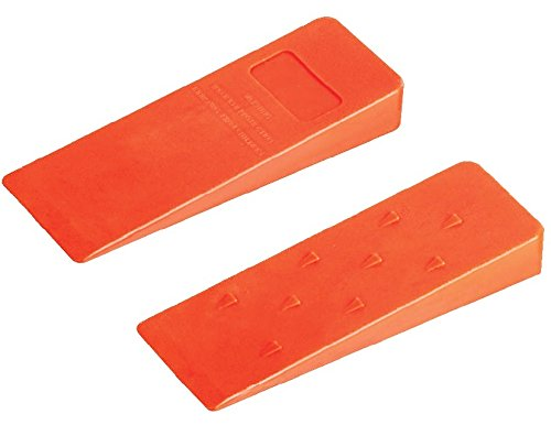 Felling Wedges Chain Saw 2 pieces logging set of 8 inch Perfect for professional Loggers