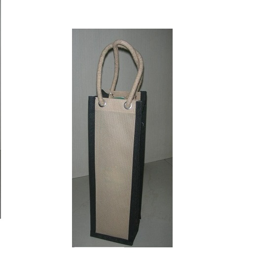 PP non- woven single bottle wine bag