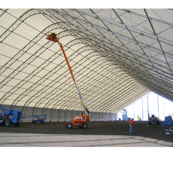 low cost storage plan Long span roof used fabric buildings